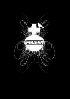 ULVER - SHIRT DESIGN BY DEHN SORA 2010