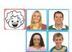 Autismus Arbeitsmaterial: Mimikkarten: mach nach