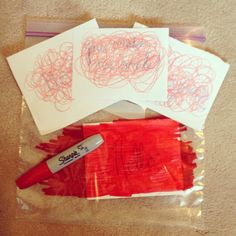 Secret Message Decoder: Color a ziploc bag with red sharpie Write secret notes in blue crayon Squiggle over with red crayon/marker Place in bag to reveal! Spy Kids, Diy For Kids, Crafts For Kids, Indoor Activities For Kids, Summer Activities, Family Activities, Outdoor Activities, Escape Room Diy, Secret Agent Party