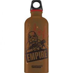 SIGG Traveller Clone Wars Empire 0.6l Kinder Trinkflaschen
