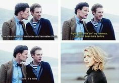 Doctor Who memories