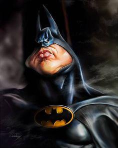 Batman (by Anthony Geoffroy)