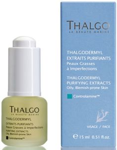 Pin for Later: Say Bye-Bye to Blackheads Without Squeezing a Single Spot Thalgo Thalgodermyl Extracts Thalgo Thalgodermyl Extracts (£36)