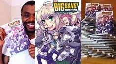 Manga Big Bang! Prototype contains 5 one-shot manga stories which are pilots of the series to be run in the UK's manga magazine.