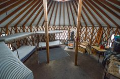 youth program in a yurt - Google Search