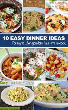 10 Fun & Romantic Dinner-Date Night IN Ideas   Favorite Family Recipes