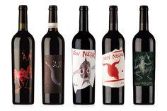 Son Negre | 'Otras 101 etiquetas de botellas de vino... (2ª parte)' by @Recetum