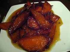 Moms Old Fashioned Sweet Potatoes