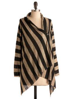 ModCloth - Wish I may, Wish I Stripe Cardigan - $60