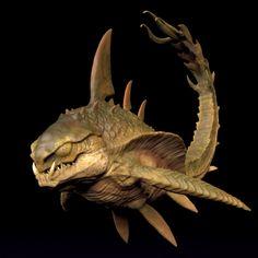 Résultats de recherche d'images pour « avatar concept art creatures »