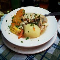 Cazuela de Pollo  #Chilean #Food