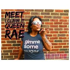 Rae of XOXO Sugar Cosmetics I CLAIM IT queen of the Week who also joined I CLAIM IT queen movement big supporter #iclaimitqueen #claimsetter #iclaimit #iclaimitqueens