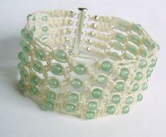 Macrame Bracelet by MelanieMiljan