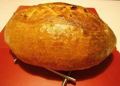 """V originále sa tento chlieb volá """"Chleba dobrý"""" a je fakt dobrý. Piekla som ho štvrtýkrát. Takže viem, o čom hovorím - bezproblémový..."""