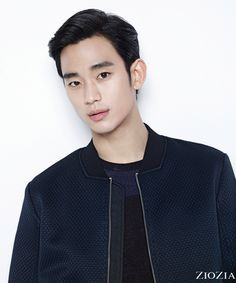 ZIOZIA's new spring ad campaign featuring Kim Soo Hyun consists ofa modern, minimalistic pictorial … *sigh* much like ZIOZIA's past campaigns.    Sources | ZI…