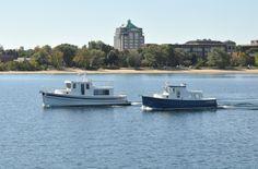 Nordic Tugs in Traverse City, Michigan