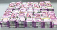 Black money is back Money Images, Money Pictures, Money On My Mind, Money Notes, Dollar Money, Money Stacks, Gold Money, Rich Money, Wealth Affirmations
