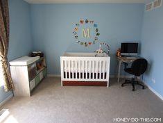Build a Changing Table Diy Furniture Tv Stand, Playroom Furniture, Diy Outdoor Furniture, Diy Furniture Plans, Diy Wooden Shelves, Diy Storage Shelves, Wooden Diy, Building Shelves, Barn Door Console