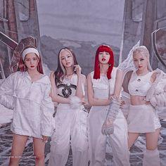 Melanie Martinez, Billie Eilish, South Korean Girls, Korean Girl Groups, K Pop, Best Photo Poses, Blackpink Members, Blackpink Video, Black Pink Kpop