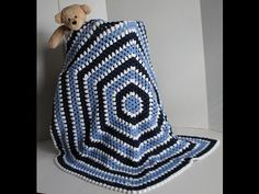Crochet Patterns In Tamil : about Crochet round ripple on Pinterest Ripple afghan, Crochet ...