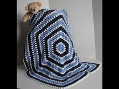Crochet Patterns In Tamil : about Crochet round ripple on Pinterest Ripple afghan, Crochet ...