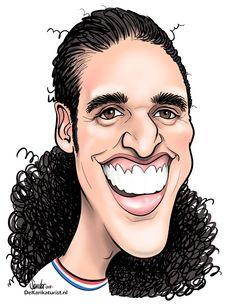 Karikatuur Ali B. - De Karikaturist