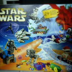 Un año más es tiempo de adviento! #Lego #starwars #adventcalendar #instalego #legogram #afol