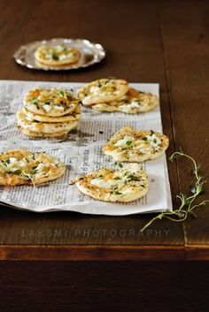 Try some veggies on pita as a great snack to get you through a long afternoon.