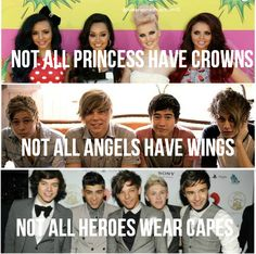 i don´t like the boys in the middle but the rest is true <<< What is wrong with you