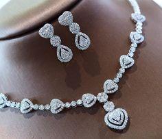 Necklaces – Page 2 Prom Jewelry, Royal Jewelry, Cute Jewelry, Luxury Jewelry, Wedding Jewelry, Jewelry Sets, Real Diamond Necklace, Diamond Pendant, Diamond Dreams