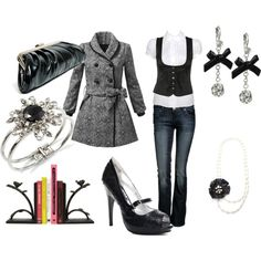 """Lorelai style"" by pristy00 on Polyvore"