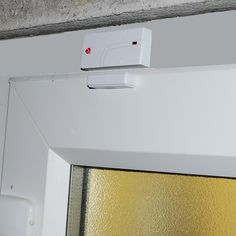 door alarm magnetic contacts | Door Designs Plans