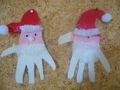 Petites mains de Noel
