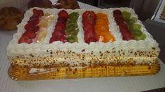 Semifrio de frutas