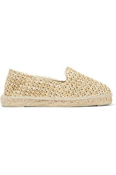 Sole measures approximately 15mm/ 0.5 inches Sand raffia Slip on Made in Spain