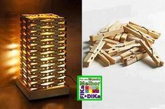Fika a Dika - Por um Mundo Melhor: Luminárias em Geral