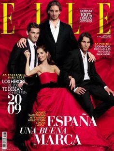 Elle, January 2009