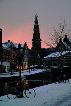 Leiden, Holland by oooh.oooh on Flickr.