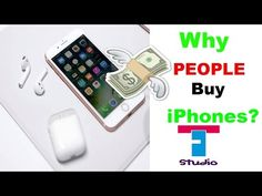 Why People Buy iPhones Over Android Phones? - YouTube