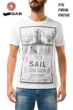 #gasjeans #new #tshirt #simplyclothing #passerelladeimercati #monza