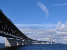 Oresund Bridge, Copenhagen to Malmo