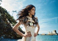 Model Body, Bohemian, Style Inspiration, Character, Beauty, Collection, Fashion, Maori, Brunettes