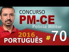 Concurso PM CE 2016 PORTUGUÊS - Polícia Militar do Ceará # 70