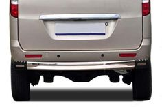 with 3 inch long number plate Rear Guard for Honda MOBILIO