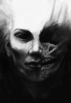 These violent delights have violent ends., C. E. Faul on ArtStation at https://www.artstation.com/artwork/yR38J
