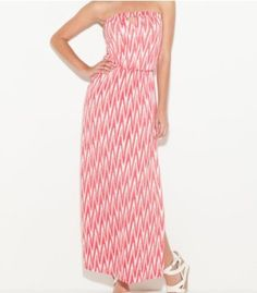 G by GUESS Emera Strapless Maxi Dress $49.50