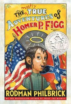 Twelve-year-old Homer, a poor but clever orphan, has extraordinary adventures after running away from his evil uncle to rescue his brother, who has been sold into service in the Civil War. (older children's fiction)