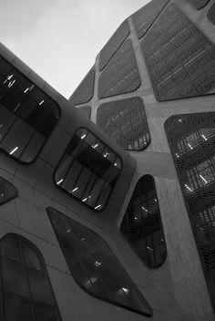 New courthouse in Hasselt, Belgium. ©Domien Vandoren