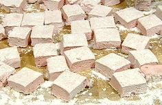 "Marshmallows - Hugh Fearnley-Whittingstall from River Cottage Autumn  												  										  									  								  									  										    														Hugh: ""We use beetroot to give our pretty, pillowy marshmallows their distinctive shade of pink."