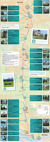 South Holland Bike route info